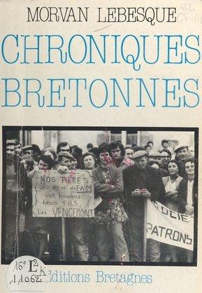 Chroniques bretonnes (1968-1969)