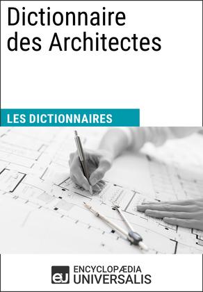 Dictionnaire des Architectes