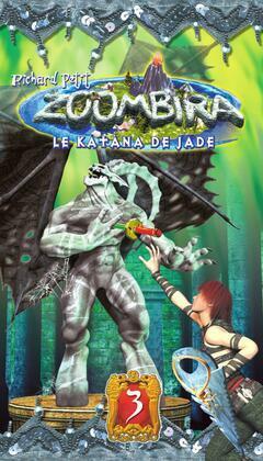 Zoombira tome 3 - Le katana de jade