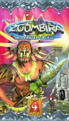 Zoombira tome 4 - Le dernier soleil