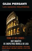 Coffret 8 volumes : Saisons meurtrières - Rome et