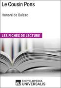 Le Cousin Pons d'Honoré de Balzac