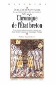 Chronique de l'État breton