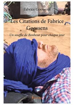 Les Citations de Fabrice Goossens