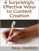 6 Surprisingly Effective Ways to Content Creation
