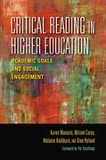 Critical Reading in Higher Education: Academic Goals and Social Engagement