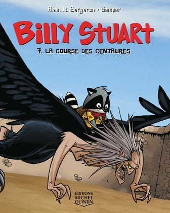 Billy Stuart 7 - La course des centaures