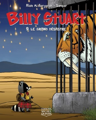 Billy Stuart 9 - Le grand désastre