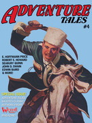 Adventure Tales #4: The Magazine of Pulp Adventure Fiction