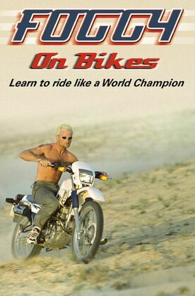 Foggy on Bikes
