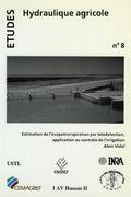 Estimation de l'évapotranspiration par télédétection