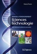 Manuel d'enseignement des sciences et de la technologie