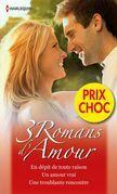 3 Romans d'Amour