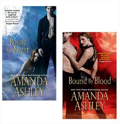 Amanda Ashley Bundle: Bound By Night & Bound By Blood