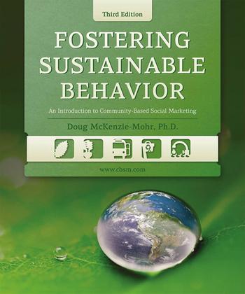 Fostering Sustainable Behavior