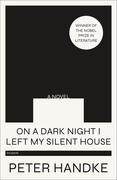 On a Dark Night I Left My Silent House