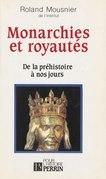 Monarchies et royauté