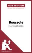 Boussole de Mathias Énard (Fiche de lecture)