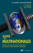 Juger les multinationales