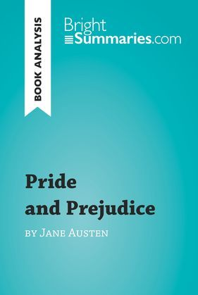 Book Analysis: Pride and Prejudice by Jane Austen