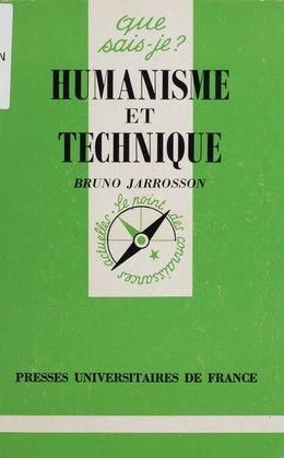 Humanisme et technique