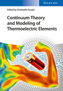 Continuum Theory and Modeling of Thermoelectric Elements