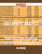 Cost Benefit Analysis - Simple Steps to Win, Insights and Opportunities for Maxing Out Success
