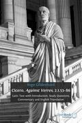 Cicero, Against Verres, 2.1.53–86
