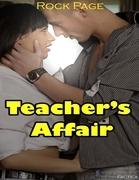 Erotica: Teacher's Affair