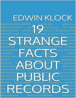 19 Strange Facts About Public Records