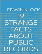 19 Strange Facts About Public Records