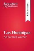 Las hormigas de Bernard Werber (Guía de lectura)