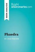 Phaedra by Jean Racine (Book Analysis)