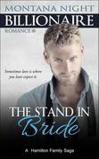 Billionaire Romance: The Stand In Bride: BWWM Romance