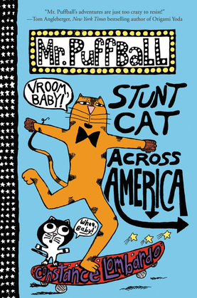 Mr. Puffball: Stunt Cat Across America