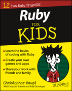 Ruby For Kids For Dummies
