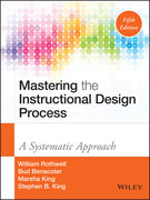 Mastering the Instructional Design Process