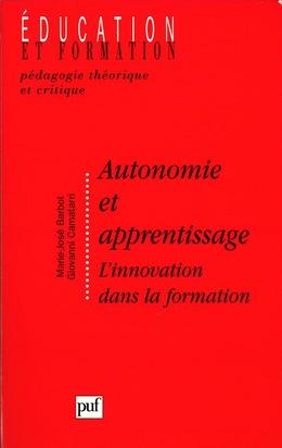 Autonomie et apprentissage