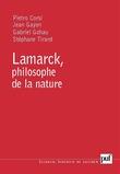 Lamarck, philosophe de la nature