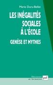 Les inégalités sociales à l'école