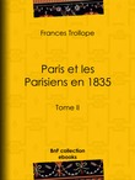 Paris et les Parisiens  en 1835