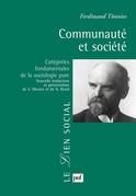 Communauté et société