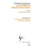 Les différents modes d'existence