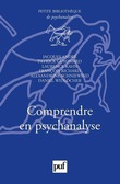 Comprendre en psychanalyse
