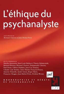 L'éthique du psychanalyste