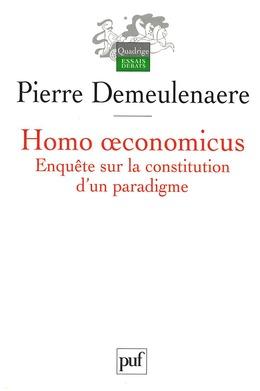 Homo œconomicus