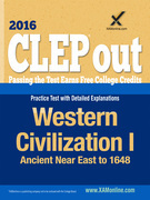 CLEP Western Civilization I: Ancient Near East to 1648