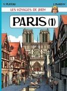 Les voyages de Jhen - Paris (Tome 1)
