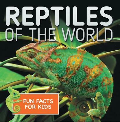 Reptiles of the World Fun Facts for Kids: Reptile Books for Children - Herpetology