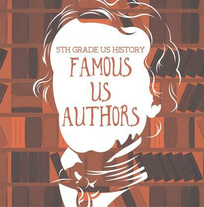 5th Grade US History: Famous US Authors: Fifth Grade Books American Writers